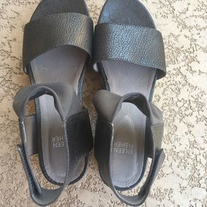 9eff8117133 Eileen Fisher Shoes - Eileen Fisher Spree-LT Mesh Velcro Sandals